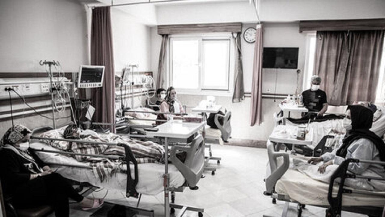 بستری ۱۳ بیمار جدید مبتلا به کرونا در مراکز درمانی کاشان