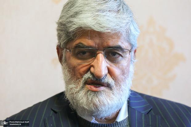 نظر علی مطهری در مورد اولین نشست خبری رییسی