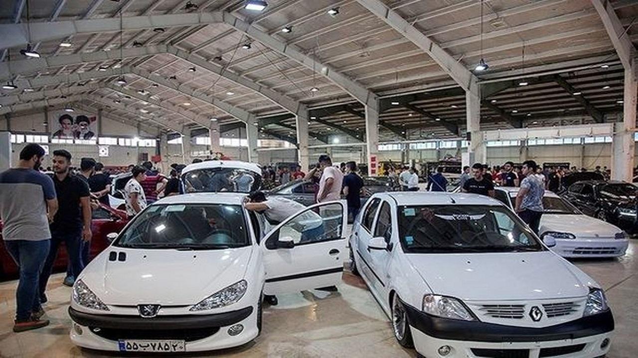 افزایش نسبی قیمت خودرو در بازار یکم تیر