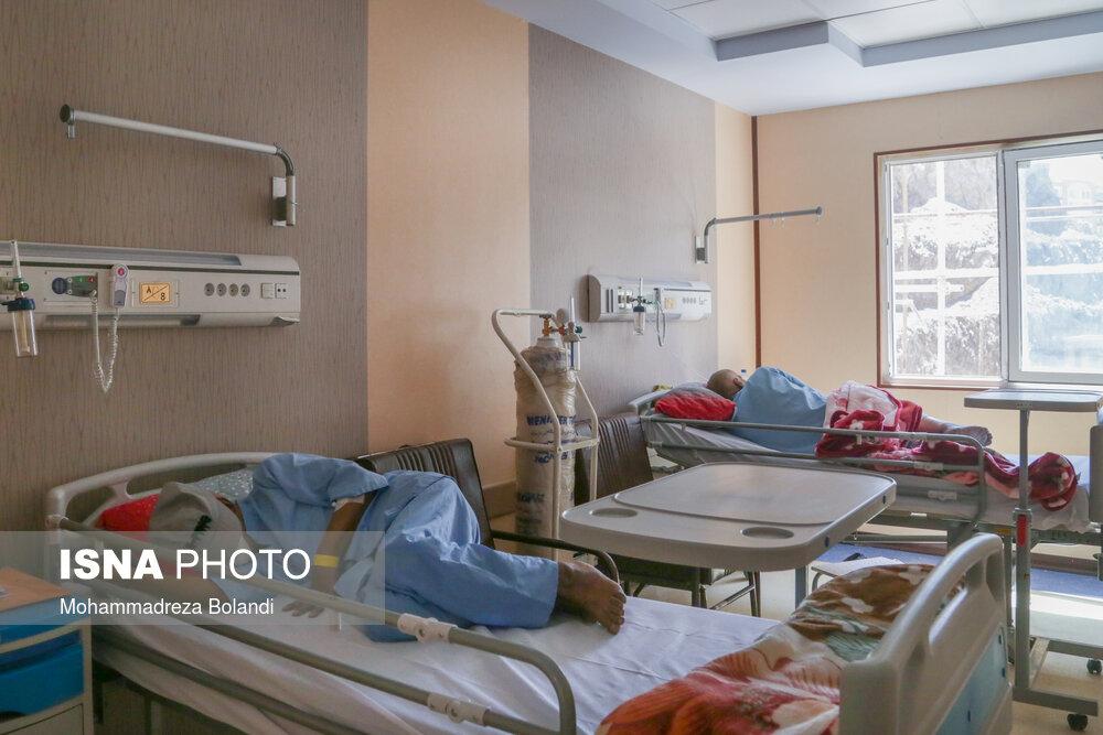 افتتاح ساختمان امام حسن مجتبی(ع) در بیمارستان مسیح دانشوری