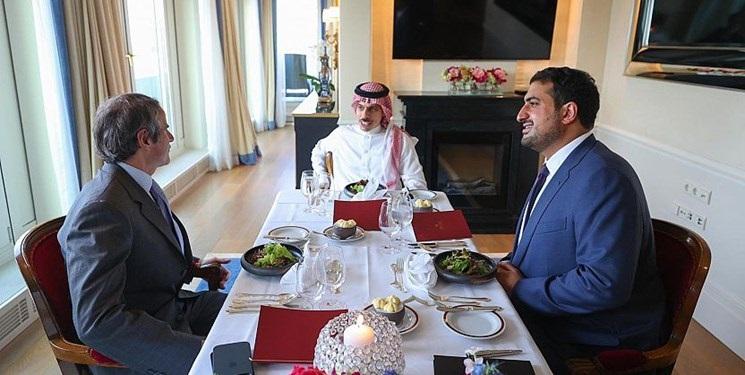 گفتوگوی وزیر خارجه سعودی با مدیر کل آژانس درباره ایران