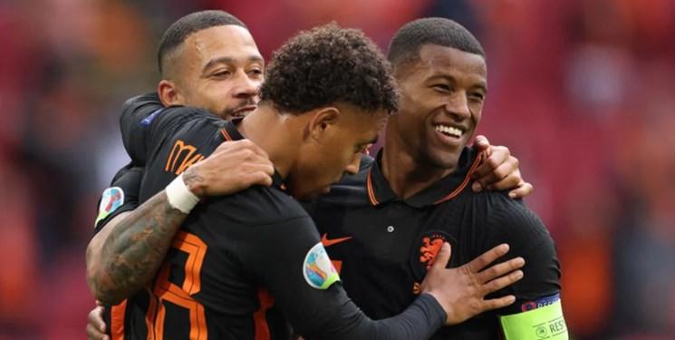راز گلزنی ستاره تیم ملی هلند