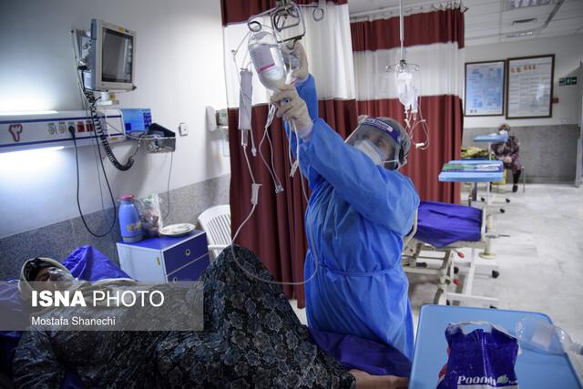 روند کاهشی بیماران کرونایی در مازندران