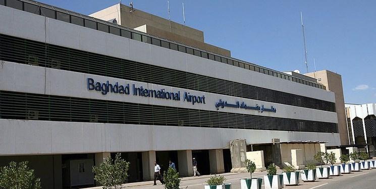 پایگاه نظامیان آمریکایی در فرودگاه بغداد هدف حمله پهپادی قرار گرفت