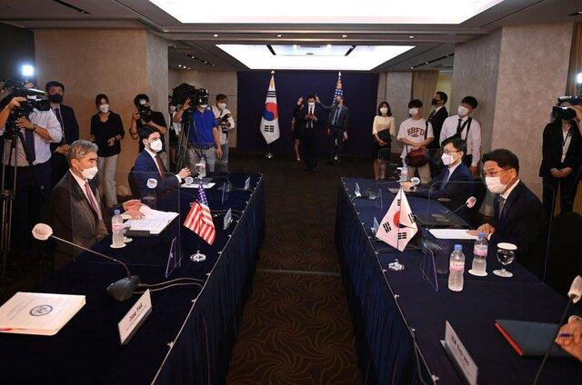 پایان فعالیت کارگروه جنجالی آمریکا و کره جنوبی علیه کره شمالی