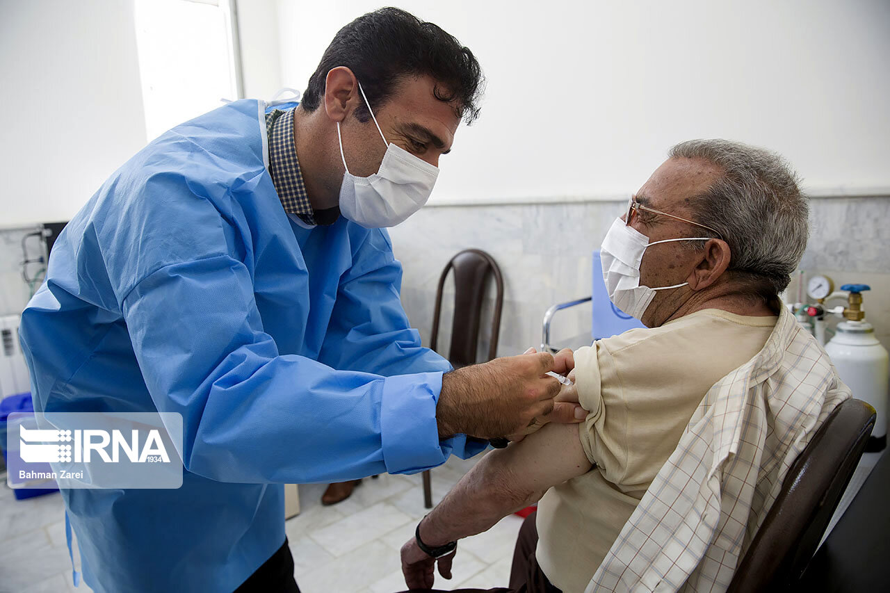 تزریق دوز دوم واکسن کرونا در کرمانشاه آغاز شد