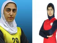 دعوت ۲ دختر هندبالیست کردستانی به اردوی تیم ملی