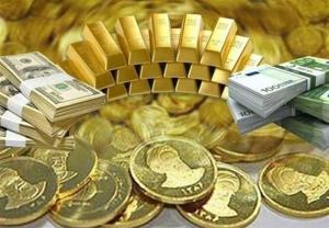 پیشروی محسوس قیمتها در بازار دلار و طلا