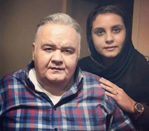 چهره ها/ اکبر عبدی نوه دار شده است؟!