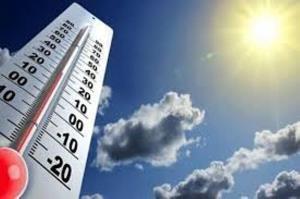 امیدیه، رکورددار گرما در خوزستان