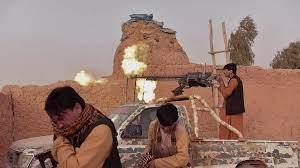 پیشروی طالبان تا شمال افغانستان
