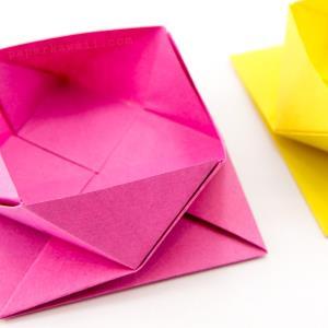 کاردستی اوریگامی؛ سرگرمی خلاقانه برای تابستان
