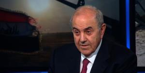 ایاد علاوی خطاب به آمریکایی ها: ترور شهید سلیمانی اشتباه بزرگی بود