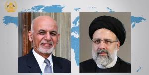 تماس تلفنی اشرف غنی با رئیس جمهور منتخب مردم ایران