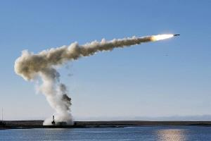 برگزاری رزمایش موشکی روسیه در کریمه