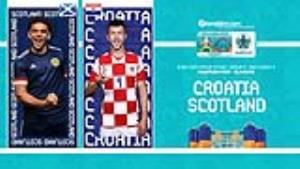 یورو 2020/ ترکیب کرواسی و اسکاتلند اعلام شد