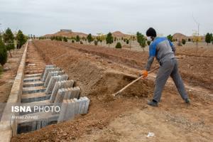 افتتاح آرامستان جدید کرمان در هفته آینده