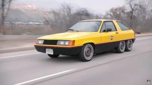 بریگز و استراتن؛ از موتور چمن زن تا خودرویی با فناوری هیبرید موازی در سال 1980