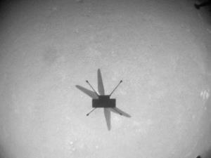هشت پرواز موفق در مریخ