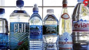 قاچاق آب آشامیدنی از اروپا به تهران!