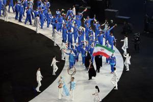 فهرست ١٦ پرچمدار ایران در المپیک