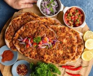 روشی عالی برای تهیه « لاهماجون» پیتزای پرطرفدار ترکیه ای