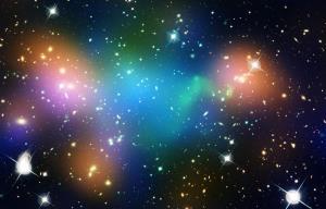 کشف کهکشانی غیرعادی که ماده تاریک ندارد