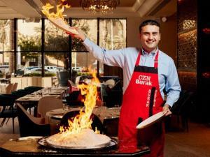 غذای جالب به سبک بوراک سرآشپز ترکیه ای