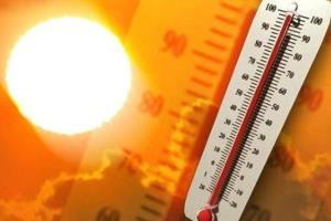 مردم ماهنشان روز بسیار گرمی را سپری کردند