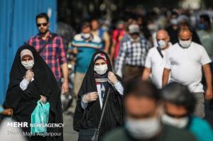 وضعیت کرونا در استان تهران