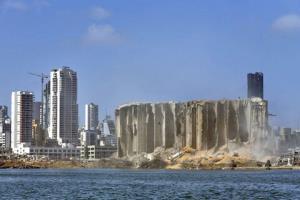 رقابت فرانسه و آلمان برای بازسازی بندر بیروت