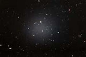 وجود کهکشانی بدون ماده تاریک تایید شد