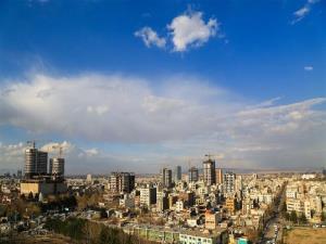 هوای ۴ منطقه کلانشهر مشهد پاک است