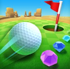 Mini Golf King؛ بازی سه بعدی گلف را تجربه کنید