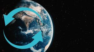 زمین ۸۴ میلیون سال قبل کج و صاف شده است!
