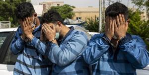 دستگیری ۳ نفر از اعضای یک باند حرفهای سرقت مسلحانه منزل در ایرانشهر