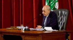 بری: به نخست وزیری سعد حریری پایبندیم