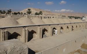 مرمت بازار قیصریه در استان فارس آغاز شد