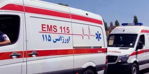واژگونی مرگبار خودرو نیسان در مسجدسلیمان