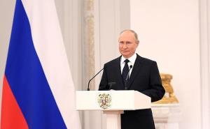 پوتین: نظام امنیتی اروپا تخریب شده است