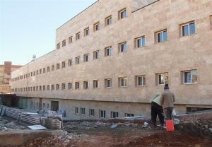۵ بیمارستان کهگیلویه و بویراحمد در حال ساخت است