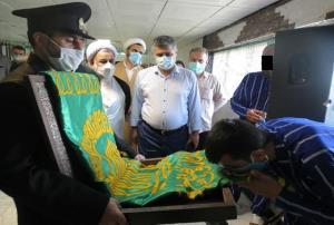 ۱۳ زندانی از زندان لاکان رشت آزاد شدند