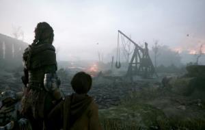نسخه نسل نهمی بازی A Plague Tale: Innocence معرفی شد