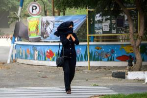 پیشبینی وزش باد شدید در کرمان