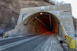 مدیرکل راهداری ایلام: تونل اربعین ایوان به مدت ۴۰ روز مسدود میشود
