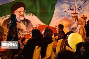 جشن شکرانه حضور در انتخابات در حرم شاهچراغ(ع) برگزار میشود