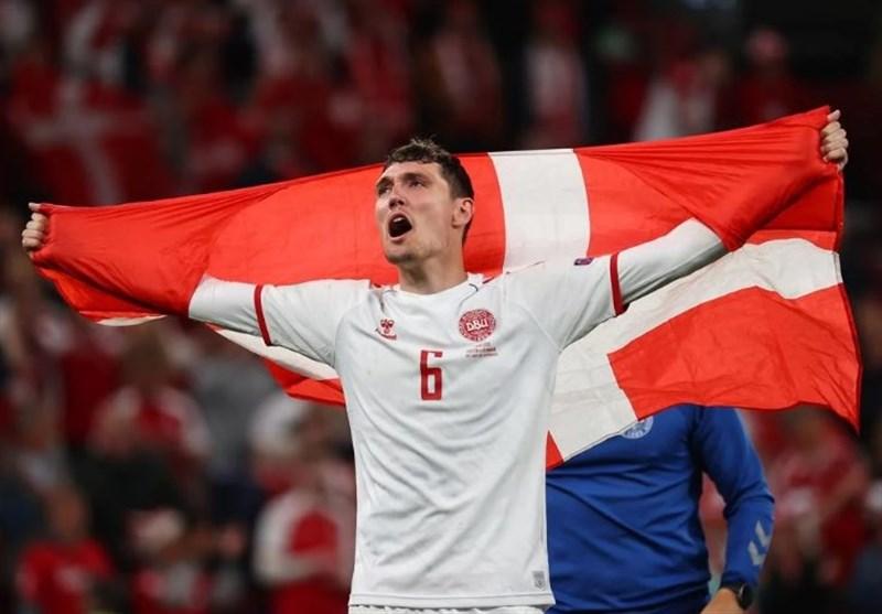 یورو۲۰۲۰/ بهترین بازیکن دیدار دانمارک - روسیه مشخص شد