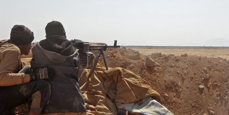 ارتش یمن پهپاد ساخت آمریکا را در مأرب سرنگون کرد
