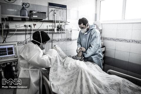 بستری ۱۳ بیمار کرونایی جدید در کاشان