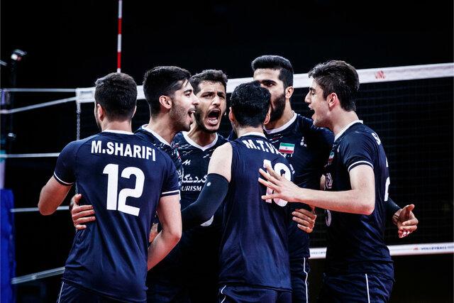 ترکیب بلندقامتان ایران مقابل تیم ملی والیبال لهستان